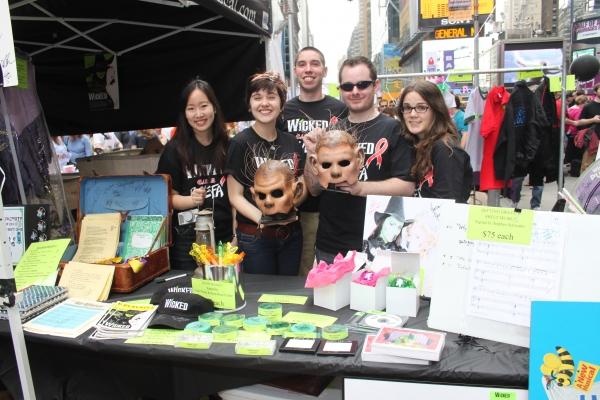 Photos: BC/EFFA 2011 Flea Market Merchandise Tables