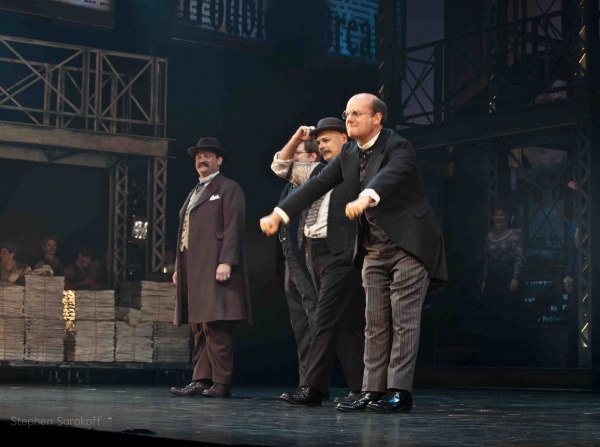 Kevin Carolan, Mark Aldrich, John Brady, Nick Sullivan