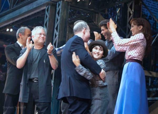 Photo Coverage: NEWSIES Opening Night Curtain Call!