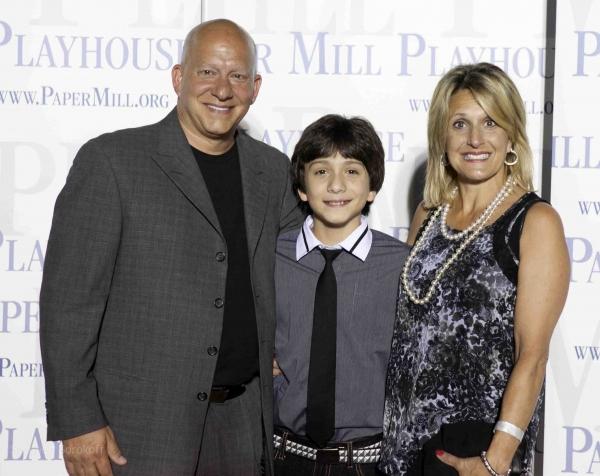 RJ Fattori and Parents