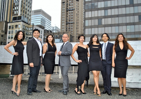 Jaygee Macapugay, Chris-Ian Sanchez, Melissa Singson, Brian Jose, Angel Desai, Emily Baysic, Jake Manabat, Liz Casasola