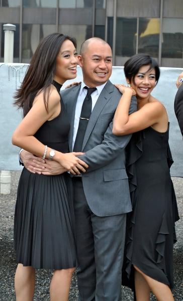 Jaygee Macapugay, Brian Jose, Angel Desai