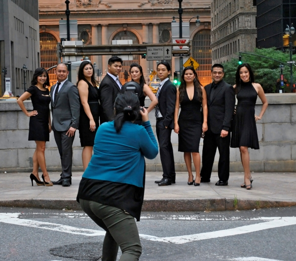 Exclusive Photo Flash:  Llana, Jacobs, Desai et al. Photo Shoot for SUITES BY SONDHEIM