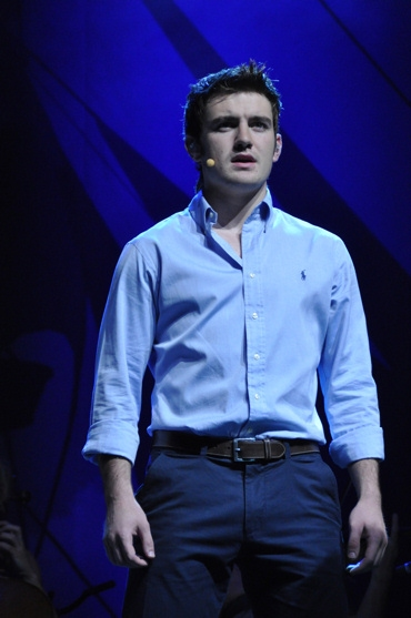 Photo Coverage: Celtic Thunder Plays The Beacon