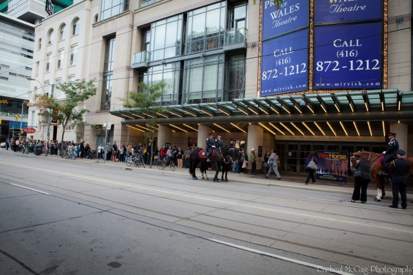 Photo Coverage: WAR HORSE Fan Ticket Giveaway in Toronto
