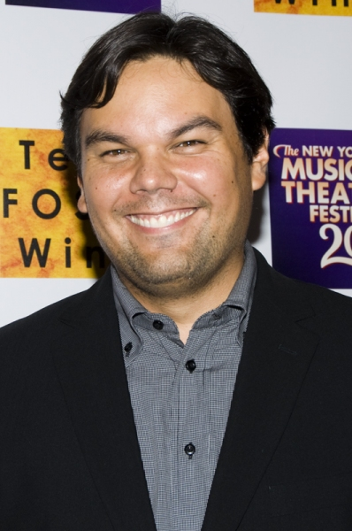 Robert Lopez at 2011 NYMF Kicks Off with Opening Gala!