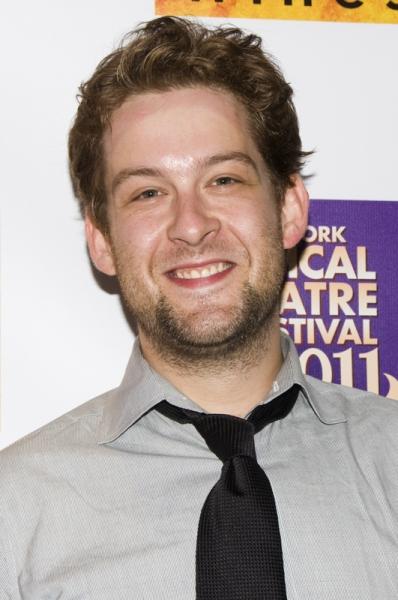 Andrew Kober at 2011 NYMF Kicks Off with Opening Gala!