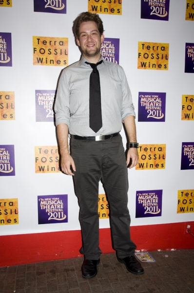 Andrew Kober at 2011 NYMF Kicks Off with Opening Gala!