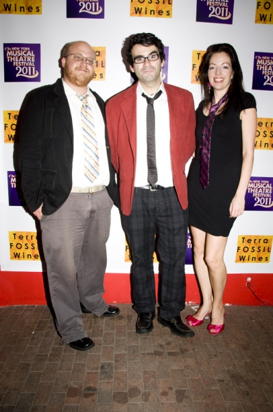 Photo Coverage: 2011 NYMF Kicks Off with Opening Gala!