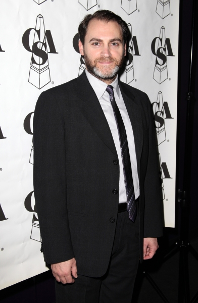 Michael Stuhlbarg  at BOOK OF MORMON, FOLLIES et al. Honored with 2011 Artios Awards