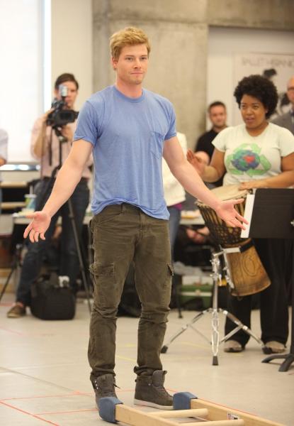 Photo Coverage: GODSPELL in Rehearsal - Sneak Peek!