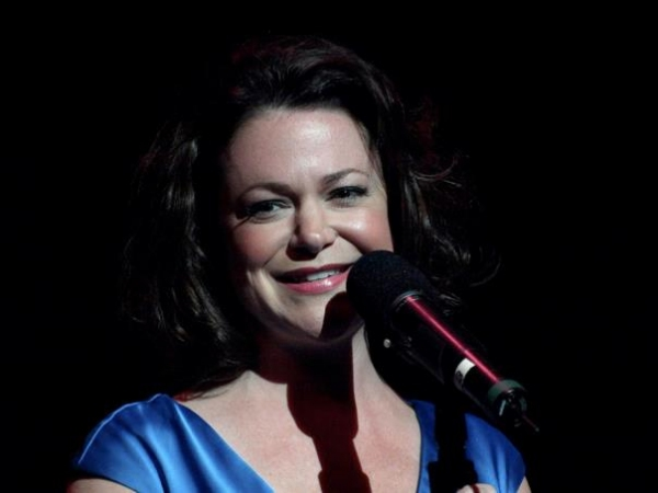 Lindsey Alley at Broadway & Beyond weSPARK Variety Show Benefit