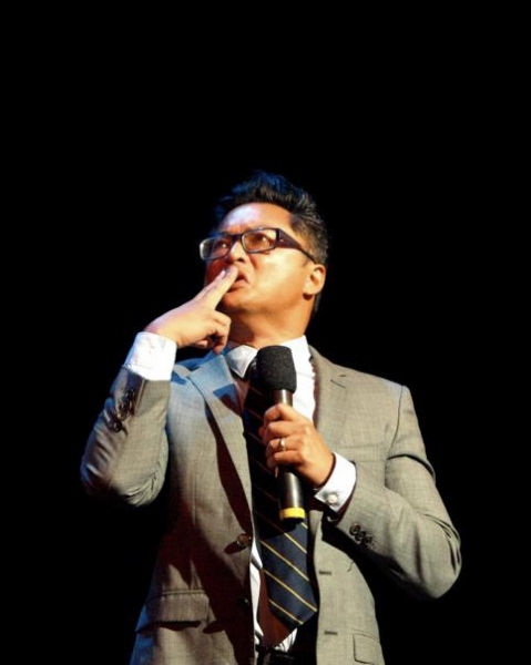 Alec Mapa at Broadway & Beyond weSPARK Variety Show Benefit