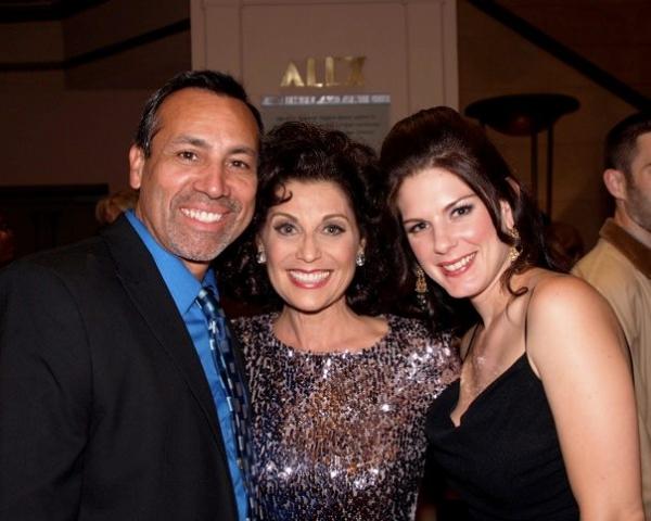 Daniel Guzman, Valerie Perri, and Shannon Warne