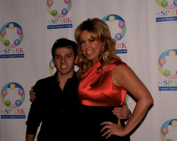 Gev Manoukian and Mary Murphy