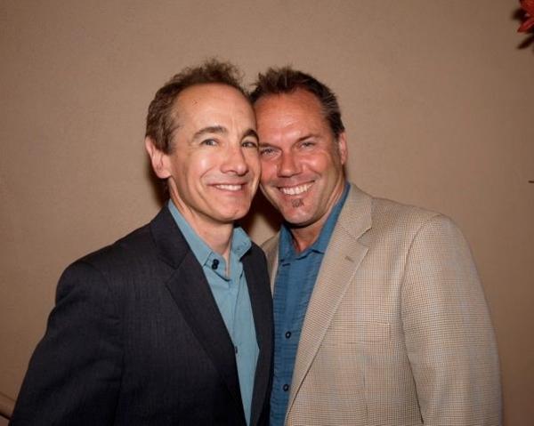 Jason Graae and Glen Fretwell