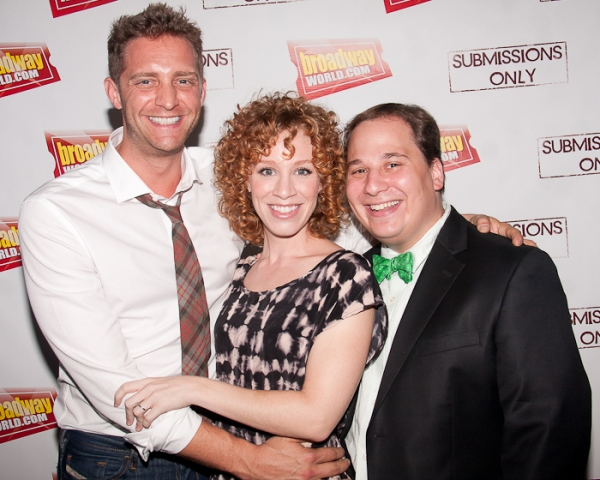 Photo Coverage: Beth Leavel, Andrew Keenan-Bolger, Kate Wetherhead and More Celebrate SUBMISSIONS ONLY Season 2 Launch on BWW!