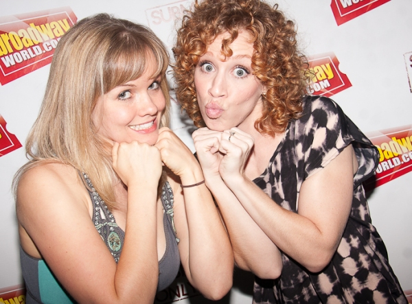 Becky Gulsvig and Lindsay Nicole Chambers