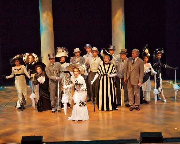 Photo Flash: Westchester Broadway Theatre Presents My Fair Lady
