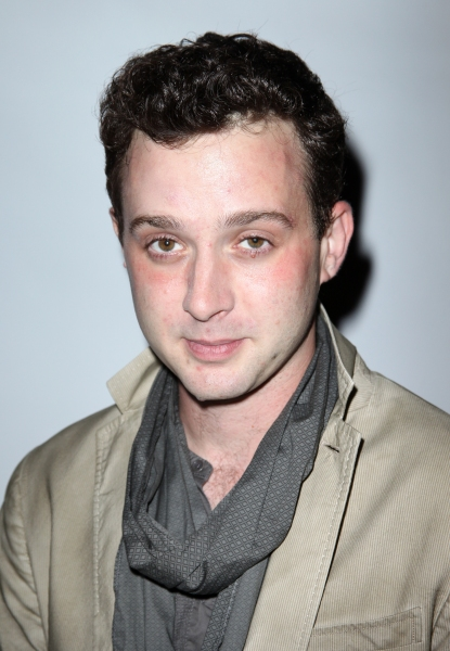 Eddie Kaye Thomas  at Jonathan Groff Opens in THE SUBMISSION!