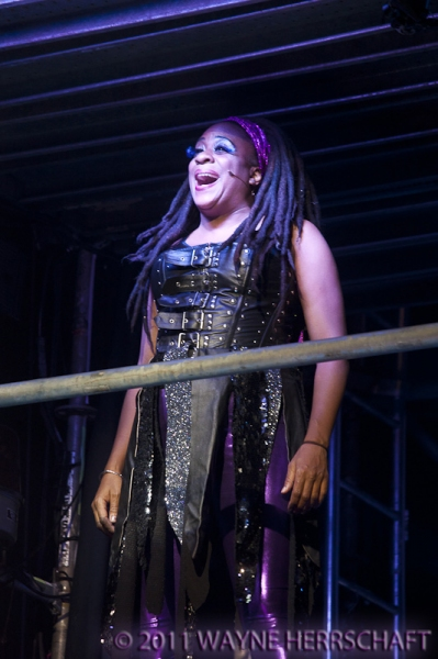 Danielle Lee Greaves at BWW BLOG: CHIX 6 Opens at Queens Theatre in the Park!