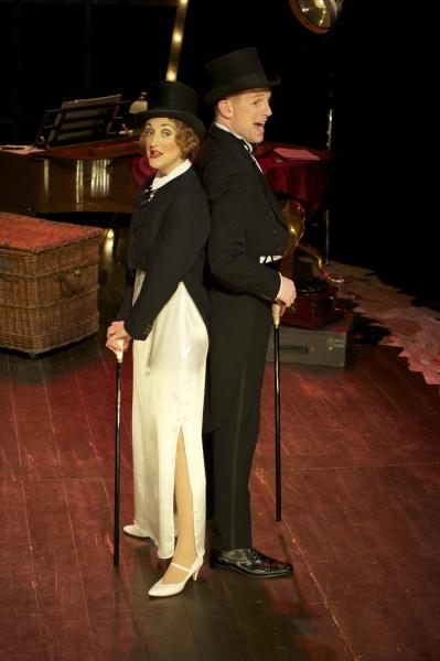 Photo Flash: First Look at Helena Blackman, Ben Stock in NOEL & GERTIE
