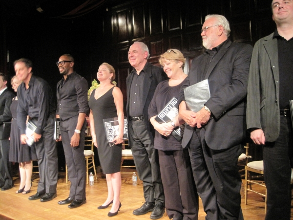Rufus Collins, Coleman Domingo, Kate Mulgrew, Lenny Wolpe, Nora Chester and Jim Broch Photo