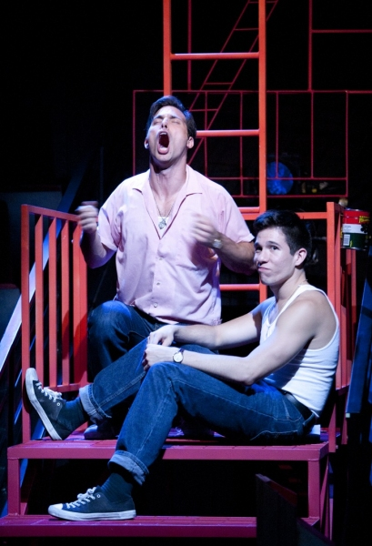 Photo Flash: Priscilla Lopez et al. Open in SOMEWHERE at The Old Globe Tonight, 9/29