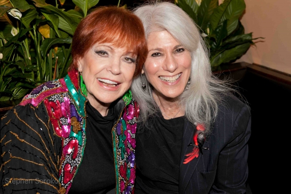 Annie Ross & Jamie deRoy at BWW Reviews: Frank Basile Plays the Metropolitan Room