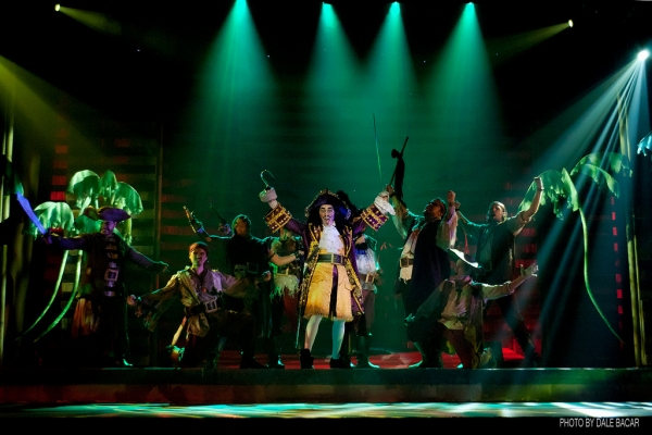 Photo Flash:  Drewe and Stiles' PETER PAN Opens in Manila, 9/29-10/30