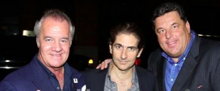 Tony Sirico, Michael Impirioli & Steve Schirripa