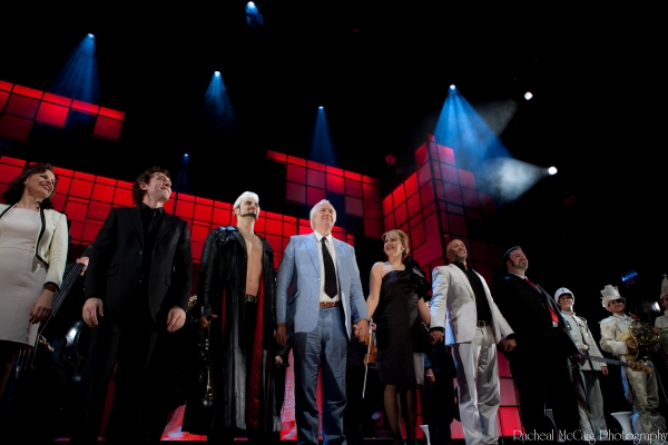 Photo Coverage: Sir Tim Rice at CHESS Opening in Toronto