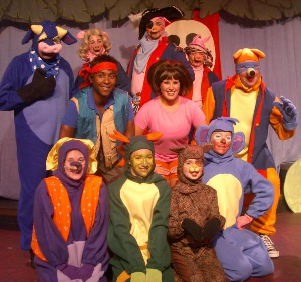 Photo Flash: Way Off Broadway Children's Theatre's DORA THE EXPLORER