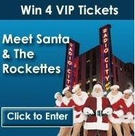 Enter to Win a VIP Holiday Package to the RADIO CITY CHRISTMAS SPECTACULAR!