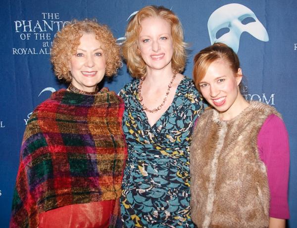 Marilyn Caskey, Crisitin J. Hubbard, , and Jessica Bishop Photo