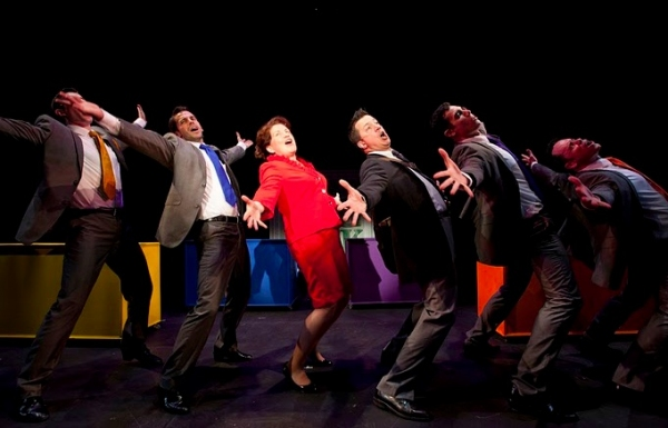Photo Flash: THE BIG BANK Takes the Stage