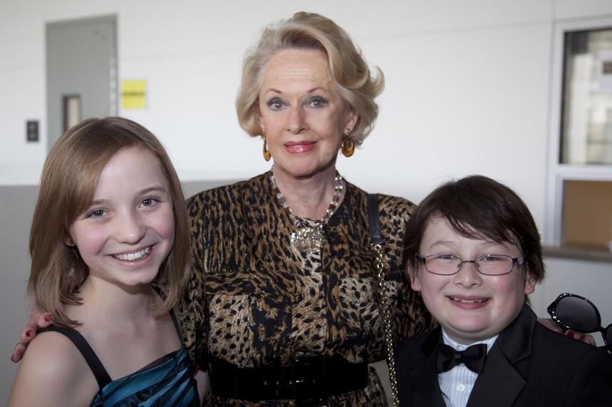 Rose Marie Awarded Omni Youth Lifetime Achievement Award