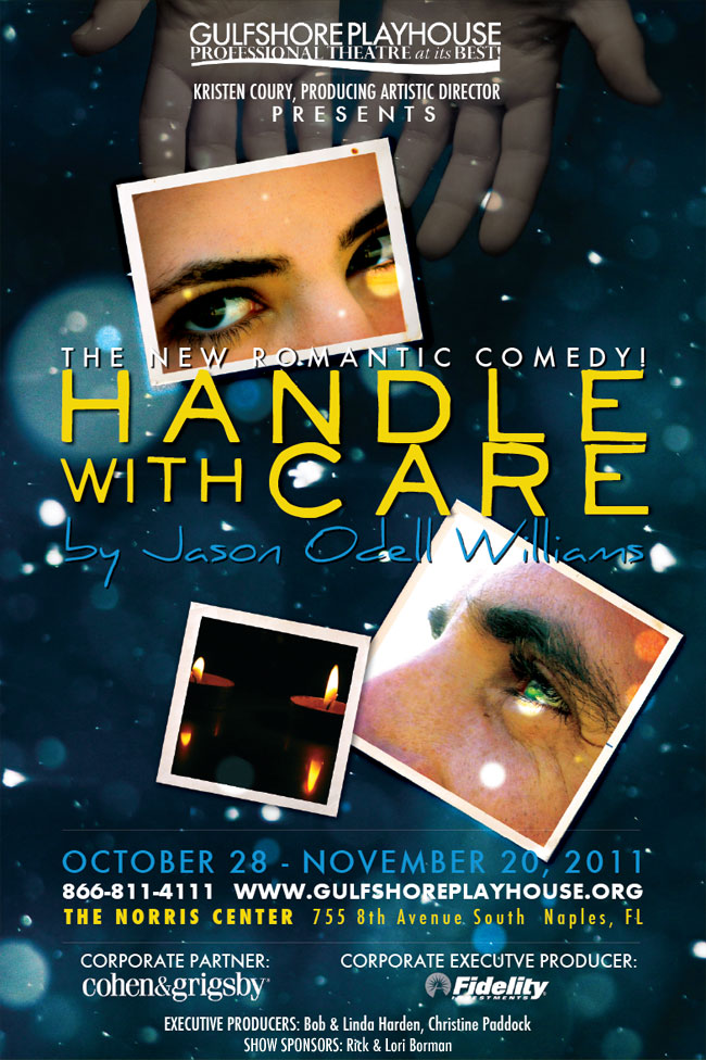 HANDLE WITH CARE - Southeastern Premiere Kicks Off Gulfshore Playhouse Season