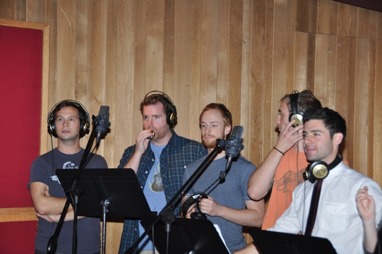 Photo Coverage: AVENUE Q Sings for 'Carols for a Cure'