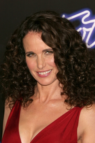 Andie MacDowell  at FOOTLOOSE Movie Premieres in Los Angeles!