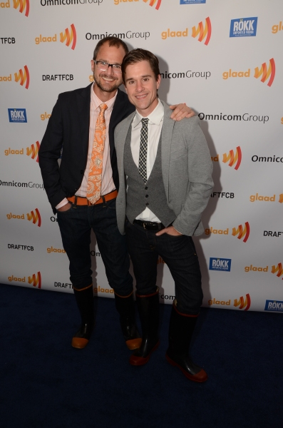 Photo Flash: Christine Ebersole, Frenchie Davis, et al. at GLAAD Amplifier Awards