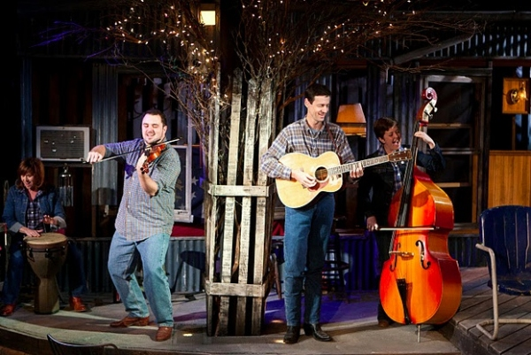 Photo Flash: SOUTHERN COMFORT at CAP21