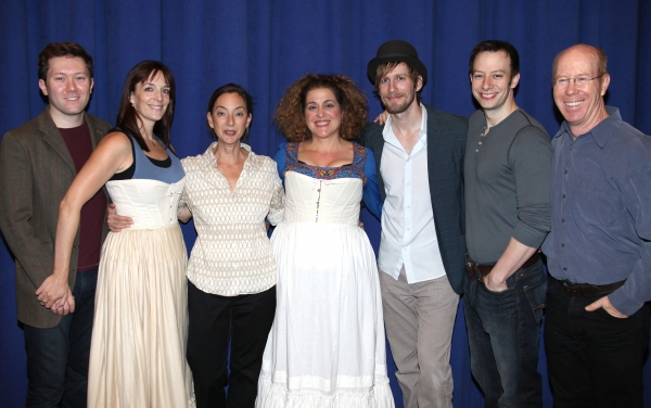 Photo Coverage: All Hail - Julia Murney, Mary Testa & QUEEN OF THE MIST Meet the Press!