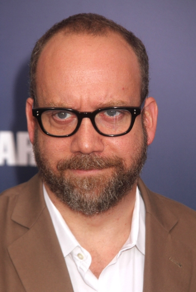 Paul Giamatti at Clooney's IDES OF MARCH Film Premieres in New York