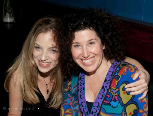 Amanda Yesnowitz & Deborah Abramson at BWW Reviews: Jamie deRoy & Friends Celebrate Songwriters
