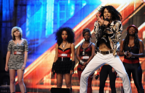 Photo Flash: Boot Camp Begins on THE X FACTOR