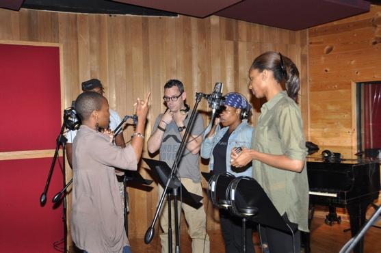Selloane Nkhela, Thom Christopher Warren, Sheryl McCallum and Chonda La-Tease Profit