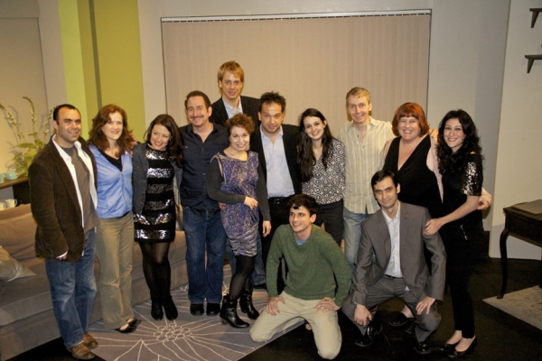 Photo Flash: Aron Eli Coleite's THE FAMILY ROOM Opens at ArcLight