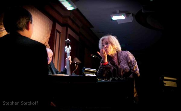 Pianist Christian Jacob & Betty Buckley Photo