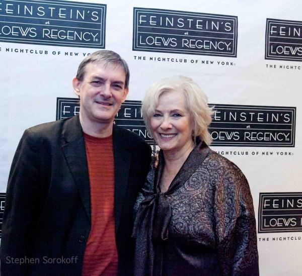 Christian Jacob & Betty Buckley Photo